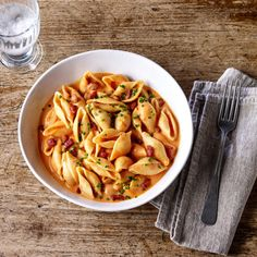 Artisan Pancetta & Tomato Pasta