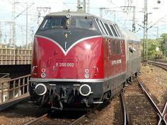 Diesellok V200 Deutsche Bundesbahn