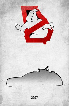 Movie Car Racing Posters - Georgia Ecto-1G by Boomerjinks.deviantart.com on @deviantART