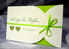 ... cards on Pinterest  Hochzeit, Save the date and Paper design