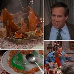 Christmas vacation scens | ... Christmas Vacation Movie Food Scene - Holiday Movie Food Scenes