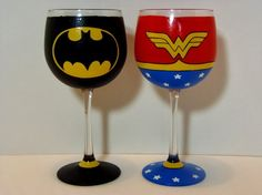 I dont drink and i never will ill probably just have them for decoration because i love love batman so much!!!!!!