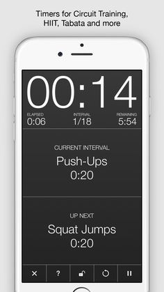 10 best interval training apps for android images android appsseconds pro timer for interval training, circuit training, hiit, tabata, wod and fitness workouts by runloop ltd