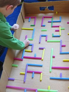 From maps to mazes by Teach Preschool