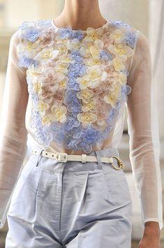 Luisa Beccaria Spring 2012 - Details