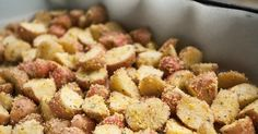 Olive Garden Roasted Potatoes