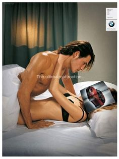 BMW: the ultimate attraction
