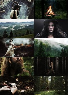 """"""" Scandinavian tales and creatures """" Trollefolk, also simply called troll or vittror, are not that different from humans, though they live secluded lives deep in the forests. Some of them have the tail or horns of an animal, which they keep hidden..."""