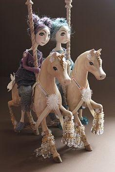 abi monroe: Mad Tea Party & Art Doll Giveaways......