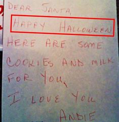 Kids Totally Nailed Their Letter To Santa - 100 Pictures – Funnyfoto - Page 92 Funny Kid Letters, Letters For Kids, Funny People, Funny Things, Funny Stuff, Funny Memes, Hilarious, Lol, Santa Letter