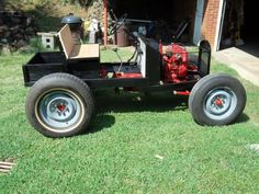 Home built tractor projects