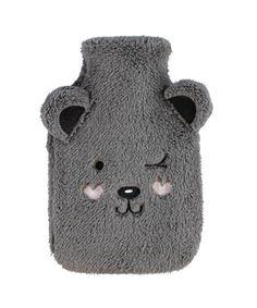 Wer es im Bett oder auf der Couch muckelig warm haben möchte, sollte sich diesen wärmenden Begleiter zulegen! :) #Hunkemöller findet ihr bei uns im #LimbeckerPlatz in #Essen!   #Wärmflasche #Bär #winter #autumn