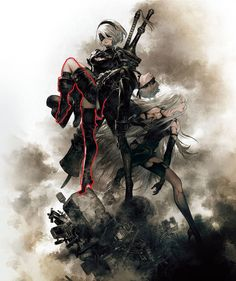 Can't be unseen - Nier: Automata