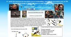 dossier des exercices et des conseils de musculation pour le bodybuilding et pour toutes les personnes qui aiment pratiquer de la musculation