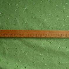 Adriano - Pea Green -  Cotton Linen - s