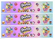 free shopkins birthday printables - Google Search