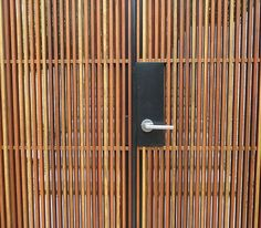 Timber Gates, Timber Fencing, Wooden Gates, Modern Wood Fence, Modern Mailbox, Entry Gates, Front Gates, Front Fence, Dog Fence