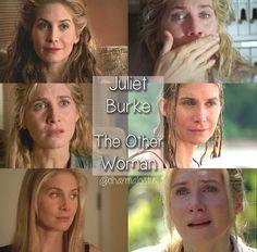 Juliet Burke - The other woman, season 3 episode 16.