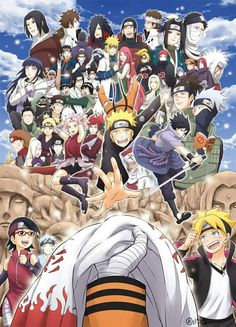 Naruto's Journey to the Hokage Title ❤️❤️❤️ Wallpaper