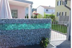 GABION SUPPLY OFFERS GLASS ROCKS AND GLASS BLOCKS IN A WIDE RANGE OF COLORS AND SIZES