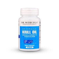 Antarctic Pure Krill Oil is rich in essential DHA and EPA Omega 3 fatty acids and antioxidants, making it more superior to fish oil. http://krilloil.mercola.com/krill-oil.html