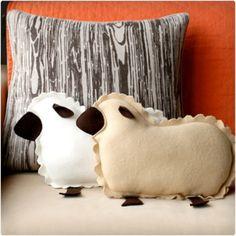 Little Lamb Pillows