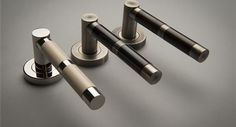 Banded Door Lever Group