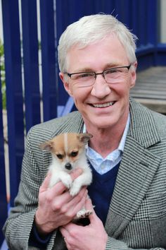 Exciting news - ITV1's Paul O'Grady: For the Love of Dogs is returning for an hour-long Christmas special.