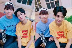 Inseong and Rowoon