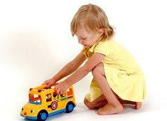 Lesson Plan: School Bus Safety for Pre-schoolers