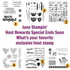 June Host rewards ends soon