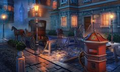 http://www.bigfishgames.com/games/11578/nevertales-hidden-doorway-collectors-edition/  #art #gameart #gamedev #madheadgames #hopa #adventure #bigfishgames  #game #gaming #exterior #street #building #lantern #horse #carriage #mailbox