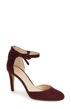 nine west howley ankle strap pump women available at nordstrom