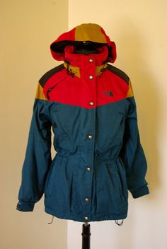 vintage north face