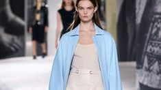 HERMÈSが打ち出すニューノーマルなワードローブパリコレ Fashion News, Hermes, Duster Coat, Jackets, Down Jackets, Cropped Jackets, Jacket