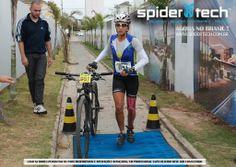 Atleta Camila Nicolau - Equipe BMS Modalidade: Corrida de Aventura