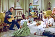 THE SOUND OF MUSIC Starring Christopher Plummer and Julie Andrews in lead roles, this classic featured several memorable songs including My Favourite Things, Do-Re-Mi, Edelweiss and Sixteen Going on Seventeen.Musicals on the silver screen Julie Andrews, Romantic Movies, Most Romantic, Mara Wilson, Old Movies, Great Movies, Awesome Movies, Indie Movies, Vintage Movies