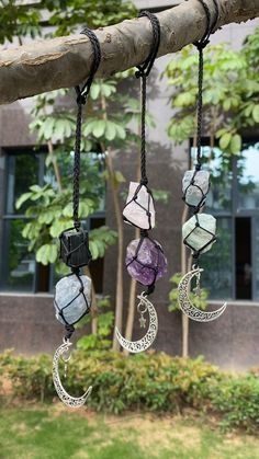 Car Ornaments, Diffuser Diy, Crystal Holder, Environment, Homemade Jewelry, Boho Diy, Diy Accessories, Diy Art, Stones And Crystals