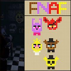 Fnaf World Crafts Freddy Fa