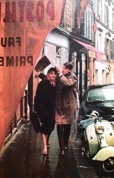 Romance (Dutch) September 1965  Paris… photo Kees Scherer