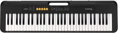 The Casio CT-S100AD 61 Key Slimline and Super compact Portable Electronic Keyboard. Well designed, sturdy and minimal keyboard suitable for pro's and beginners.