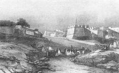 Anciens Remparts d'Alger | 10ème Siécle - 1840 | ALGIERS - SkyscraperCity