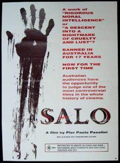 'Salo, or 120 Days of Sodom' (1975)