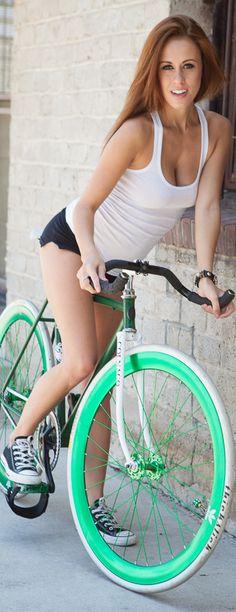 Cycling | by Mel