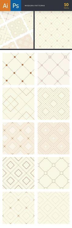 designtnt-vector-modern-patterns-large
