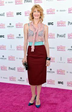Laura Dern At The 2013 Film Independent SpiritAwards