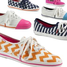 Sneaking Suspicion: The Keds For Kate Spade Collection Might Be It