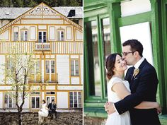 Romanticismo al pie de las montañas » Mi Boda #MiBoda #novias #ideas #inspiración #bodas #reales #romanticismo #al #pie #de #las #montañas