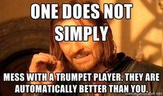 Scumbag Trumpet by spalms - Meme Center