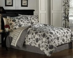 Mmm! I <3 comfy bedding! pin and share!